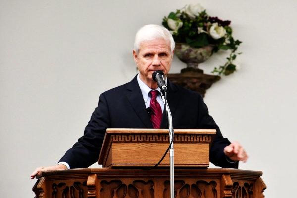 JS - Preaching
